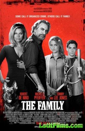 Скачать фильм Малавита / The Family [2013]