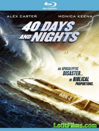 Скачать с letitbit  40 дней и ночей / 40 Days and Nights (2012)