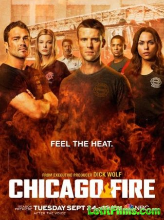 Скачать с letitbit Пожарные Чикаго / Chicago Fire - 2 сезон [2013 ]