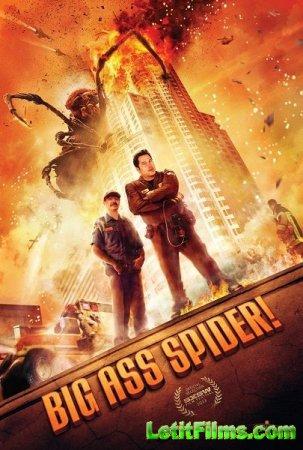 Скачать фильм Мегапаук / Big Ass Spider (2013)