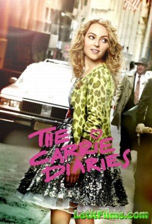 Скачать с letitbit  Дневники Кэрри / The Carrie Diaries - 2 сезон (2013)