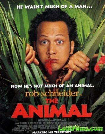 Скачать с letitbit  Животное / The Animal (2001)