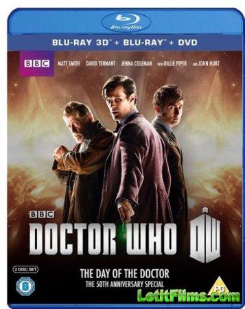 Скачать с letitbit  День Доктора / The Day of the Doctor (2013)