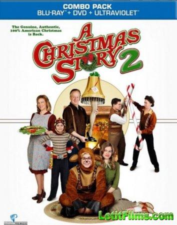 Скачать с letitbit Рождественская история 2 / A Christmas Story 2 (2012)