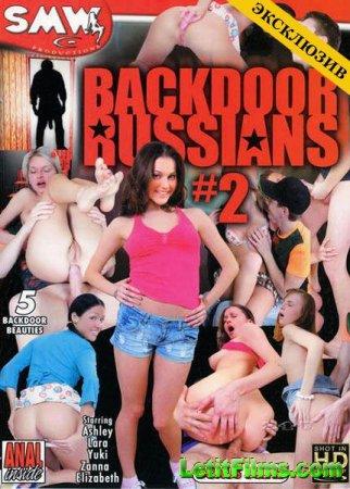 Скачать с letitbit Backdoor Russians 2 (2013/DVDRip)