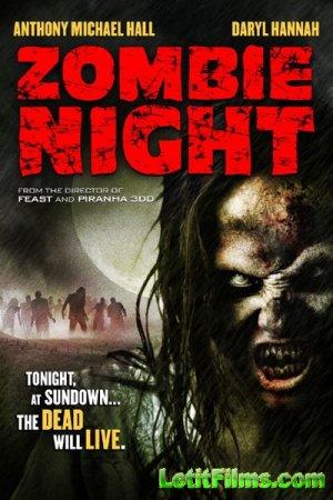 Скачать с letitbit Ночь зомби / Zombie Night (2013)