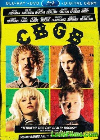 Скачать фильм Клуб «CBGB» / CBGB (2013)
