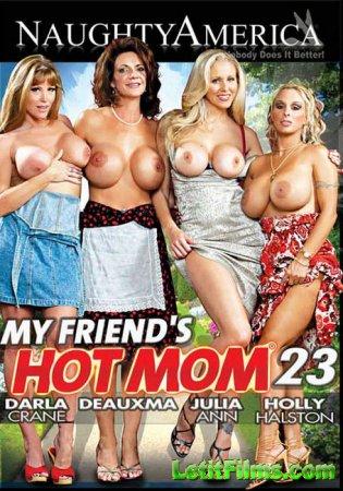 Скачать с letitbit My Friends Hot Mom 23 (2010/DVDRip)