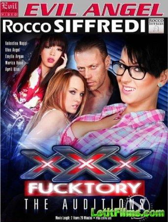 Скачать с letitbit XXX Fucktory - The Auditions (2014/WEBRip/HD)