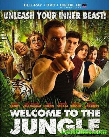 Скачать фильм Добро пожаловать в джунгли / Welcome to the Jungle (2013)