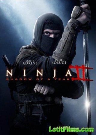 Скачать фильм Ниндзя 2 / Ninja: Shadow of a Tear [2013]