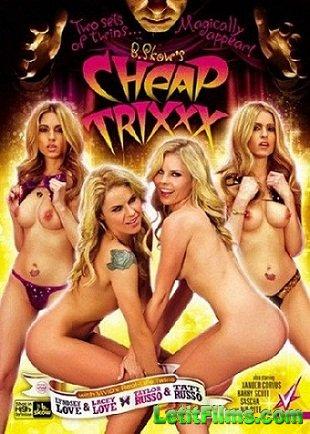 Скачать с letitbit Cheap Trixxx (2011/DVDRip)
