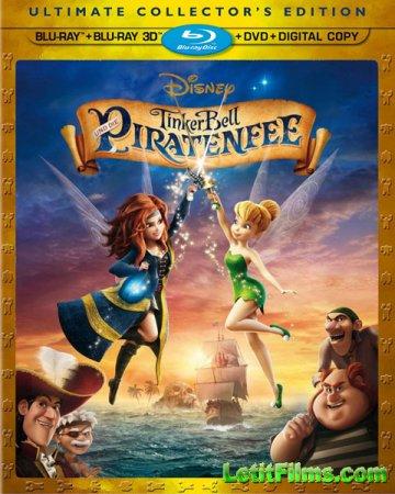 Скачать мультфильм Феи: Загадка пиратского острова / The Pirate Fairy (2014 ...