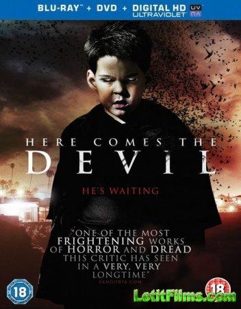 Скачать с letitbit И явился Дьявол (2012)