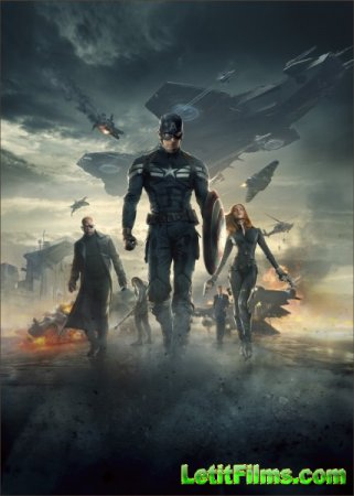 Скачать фильм Первый мститель: Другая война (2014)