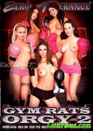 Скачать Оргия со вздорными гимнастками 2 / Gym Rats Orgy 2 [2013] DVDRip