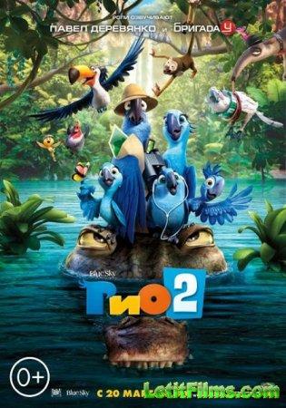 Скачать анимационный фильм Рио 0 / Rio 0 (2014)