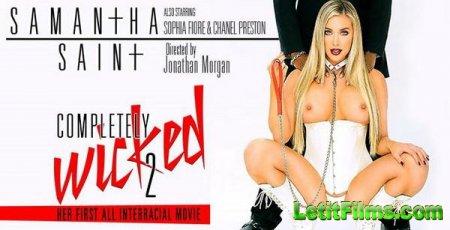 Скачать с letitbit Samantha Saint is Completely Wicked 2 (2014/WEBRip/HD)