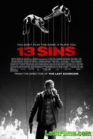 Скачать фильм 13 грехов / 13 Sins (2014)