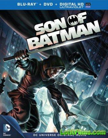 Скачать мультфильм Сын Бэтмена / Son of Batman (2014)