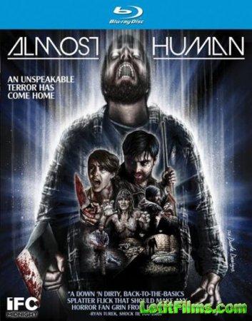 Скачать с letitbit Почти человек / Almost Human (2013)