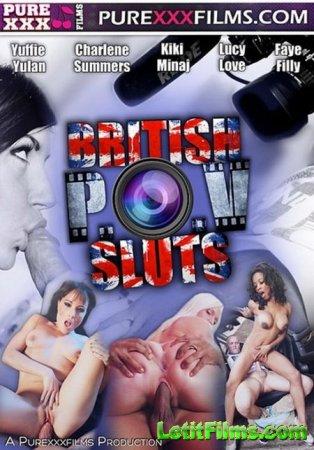 Скачать с letitbit British POV Sluts [2014] DVDRip