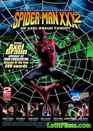 Скачать Spiderman XXX 2. An Axel Braun Parody / Человек - Паук 2. Порно Пар ...
