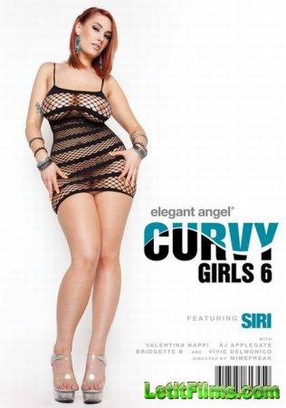 Скачать с letitbit Соблазнительные девочки 6 / Curvy Girls 6 [2014] DVDRip