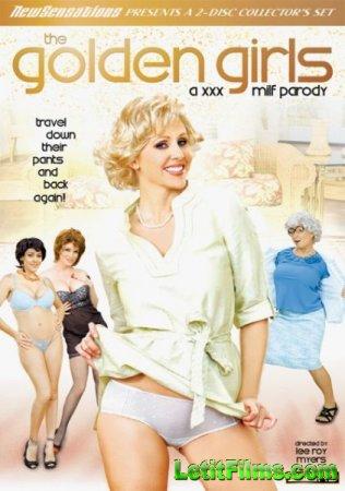 Скачать с letitbit Golden Girls - A XXX Milf Parody (2010/DVDRip)