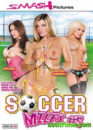 Скачать с letitbit Soccer MILFs 5 [2013] DVDRip