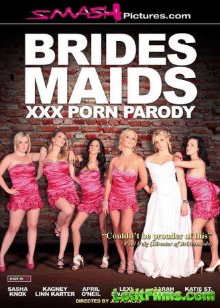 Скачать с letitbit Bridesmaids XXX Porn Parody (2011/WEBRip/FullHD)