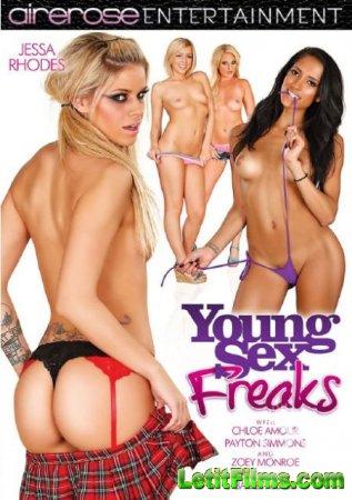 Скачать Young Sex Freaks / Юные Сексуальные Извращенки (2014)