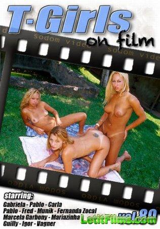 Скачать с letitbit T-Girls On Film 80 / Транссексуалы 80 (2011)