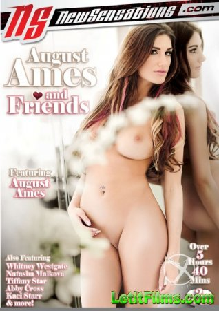 Скачать с letitbit August Ames And Friends (2014) DVDRip