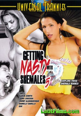 Скачать Getting Nasty With Shemales 5 [2011] DVDRip