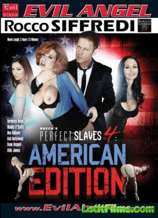 Скачать с letitbit Rocco's Perfect Slaves 4. American Edition [2014] WEB-DL