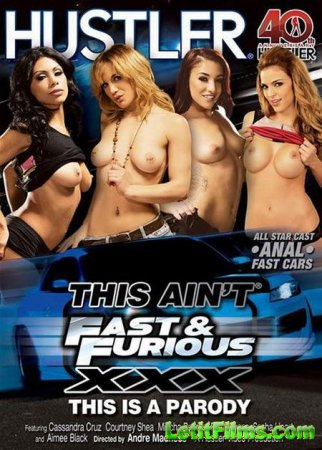 Скачать с letitbit This Ain't Fast and Furious [2014] DVDRip