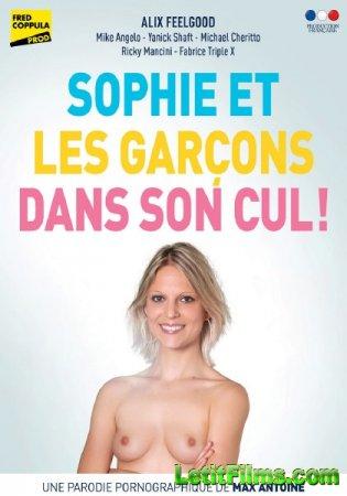 Скачать с letitbit Sophie et Les Garcons Dans Son Cul (2014) WEBRip-HD
