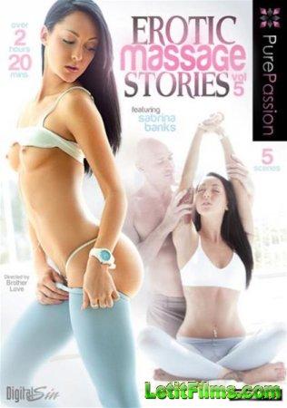 Скачать Erotic Massage Stories 5 (2014) DVDRip