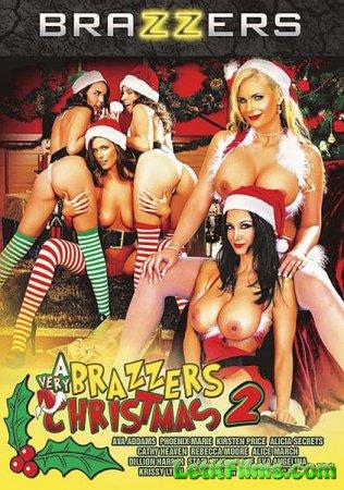 Скачать A Very Brazzers Christmas 2 (2014) DVDRip
