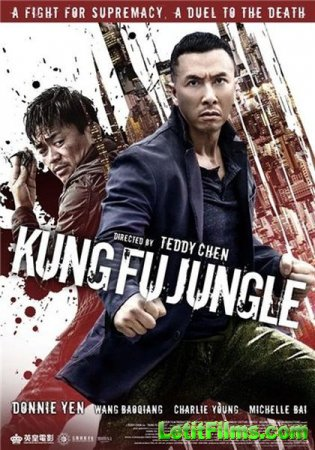 Скачать фильм Кунг-фу джунгли / Последний из лучших (2014)