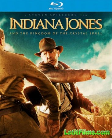 Скачать фидьм Индиана Джонс и Королевство хрустального черепа (2008)