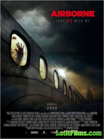 Скачать фильм Рожденный летать / Последний рейс (2012)