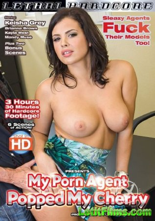 Скачать My Porn Agent Popped My Cherry (2015) DVDRip