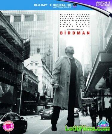 Скачать фильм Бёрдмэн (2014)