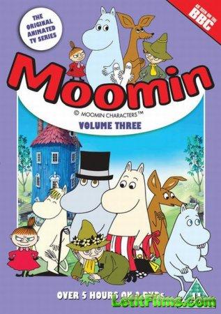 Скачать мультфильмы Счастливое семейство Муми-троллей (1-2 сезон 1990-1991) ...