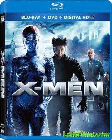 Скачать фильм Люди Икс / X-Men (2000)