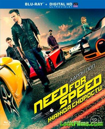 Скачать фильм Need for Speed: Жажда скорости / Need for Speed (2014)
