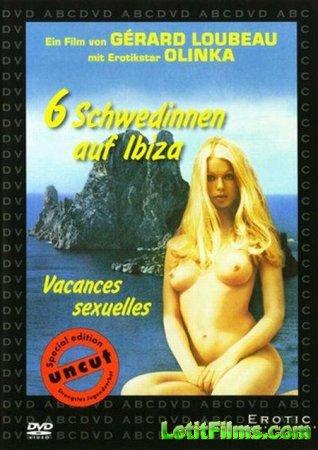 Скачать фильм Шесть шведок на Ибице [1981]