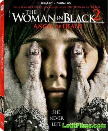 Скачать фильм Женщина в черном 2: Ангел смерти (2014)